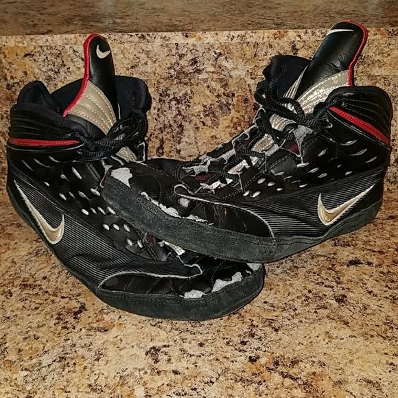 Nike Kolat Wrestling Shoes Rare